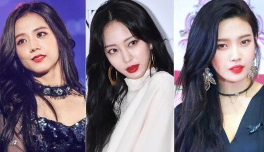 韓国オルチャン最強の髪型はやっぱり黒髪ロング!何故黒髪が人気なのか?髪にツヤを出すために日々行うべきことは?