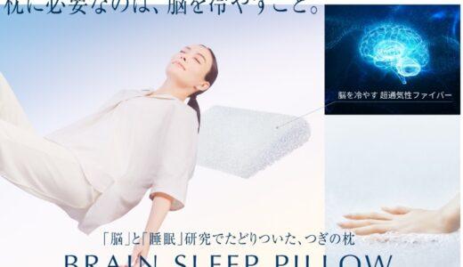 ブレインスリープピローの口コミでの評価は高く睡眠が改善された方が大多数!逆に悪い口コミにはどんな意見がある?